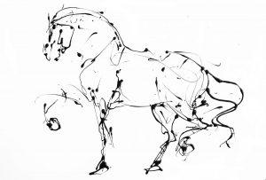 White Horse Interiors and Renovations Logo